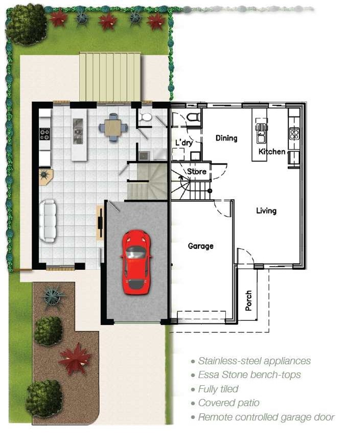 Floor Plans Vista Green